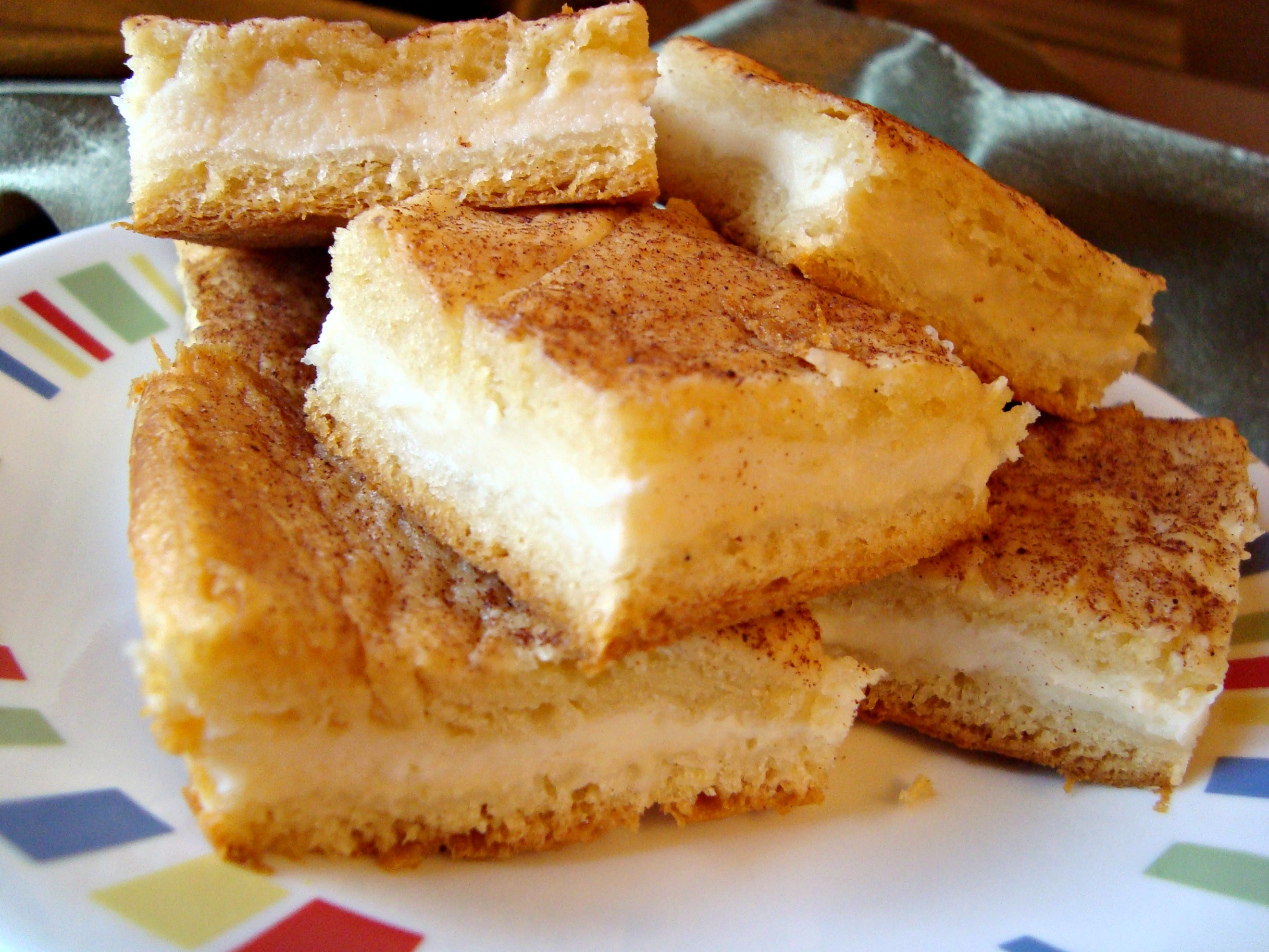 Sopapilla Cheesecake Bars (Lightened up) – A seat at my table